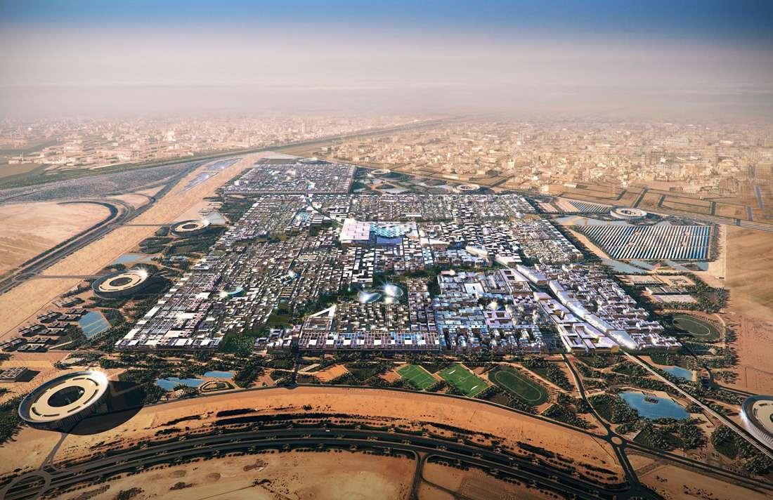 abu dhabi masdar city skyscrapercity