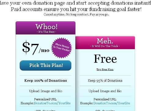 Donationto